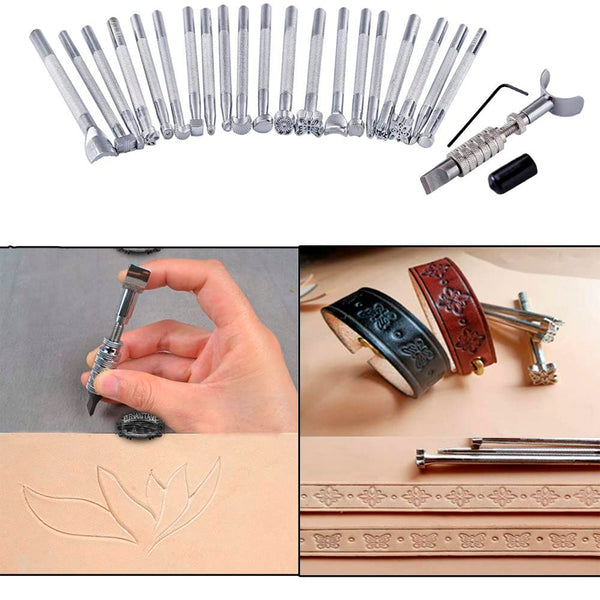 308Pcs The Most Complete Leather Working Tool Set