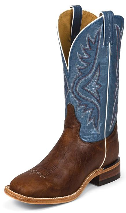 Tony Lama Men's Avett Blue (7955)