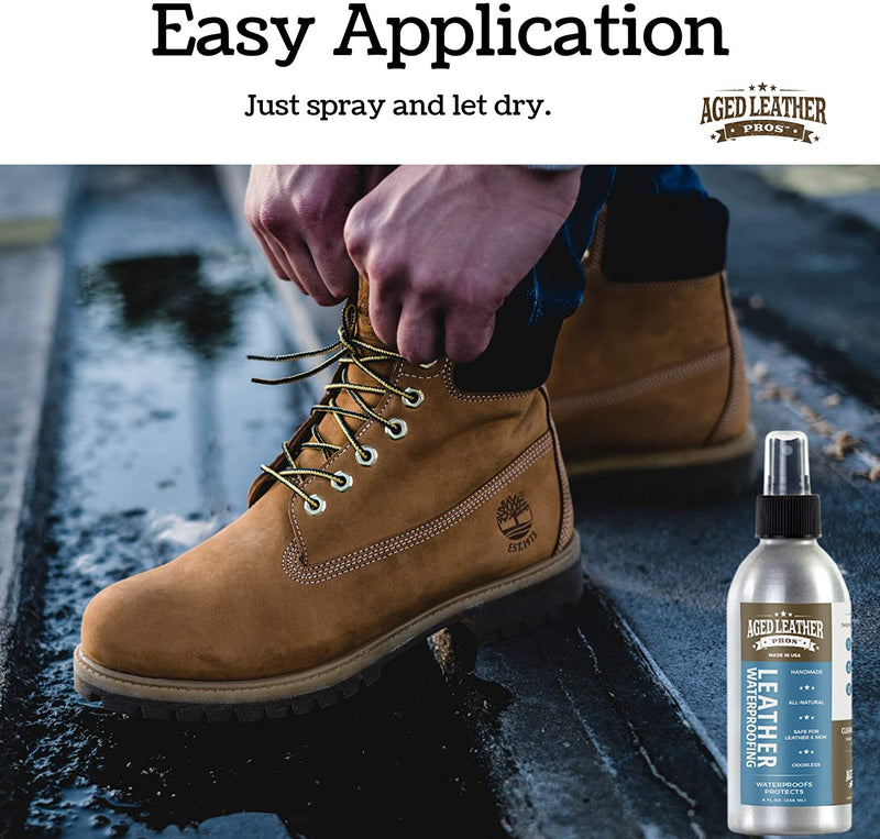 Aged Leather Pros | Leather Waterproofing