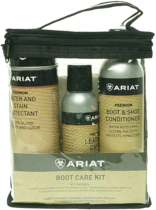 Ariat Unisex Boot Care Multi Pack | Clear