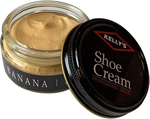 Kelly's Shoe Cream | Professional Shoe Polish | Multiple Colors Available