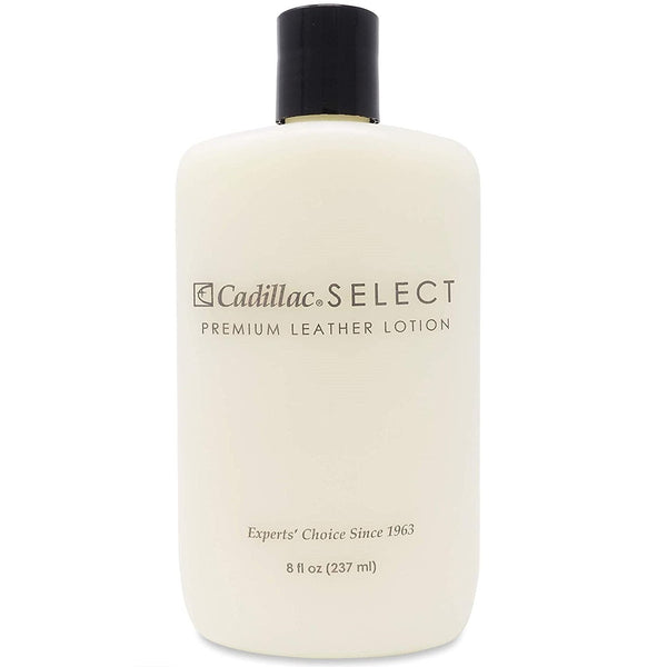Cadillac Select | Leather Lotion Cleaner and Conditioner