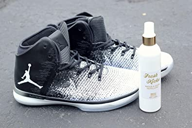 Fresh Kicks Water & Stain Repellent | Waterproofing Protector Spray For Shoes