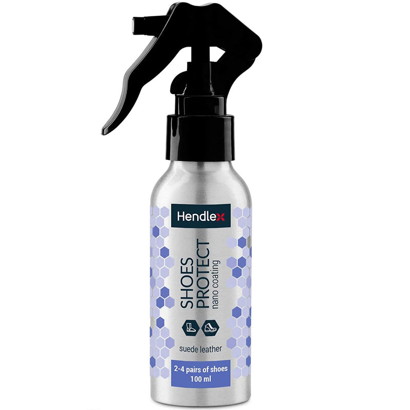 Hendlex Suede Protector Spray for Shoes Waterproof
