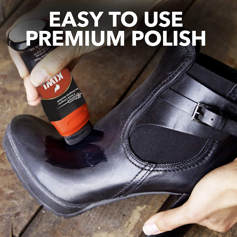 KIWI Instant Shine & Protect Liquid Shoe Polish
