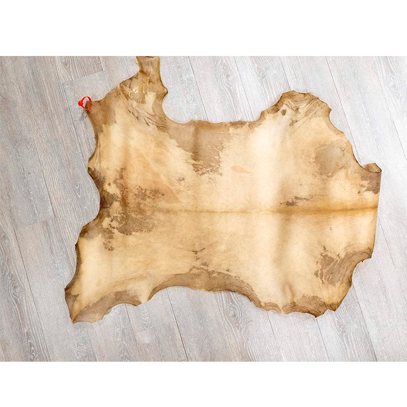 Large Regular Goat Rawhide Piece (55-50L-G3996)