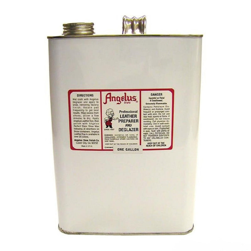 Angelus Leather Preparer & Deglazer 1 Gallon (#ANLPDQT)