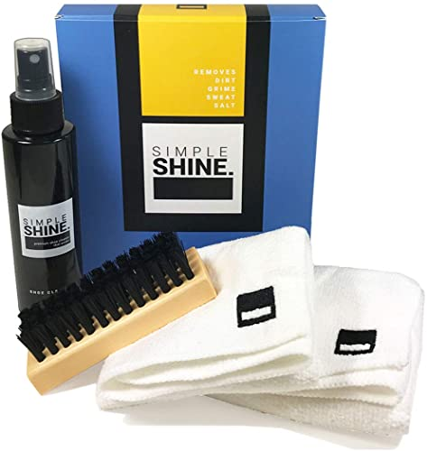 Simple Shine | Premium Shoe Cleaning Kit for Sneakers