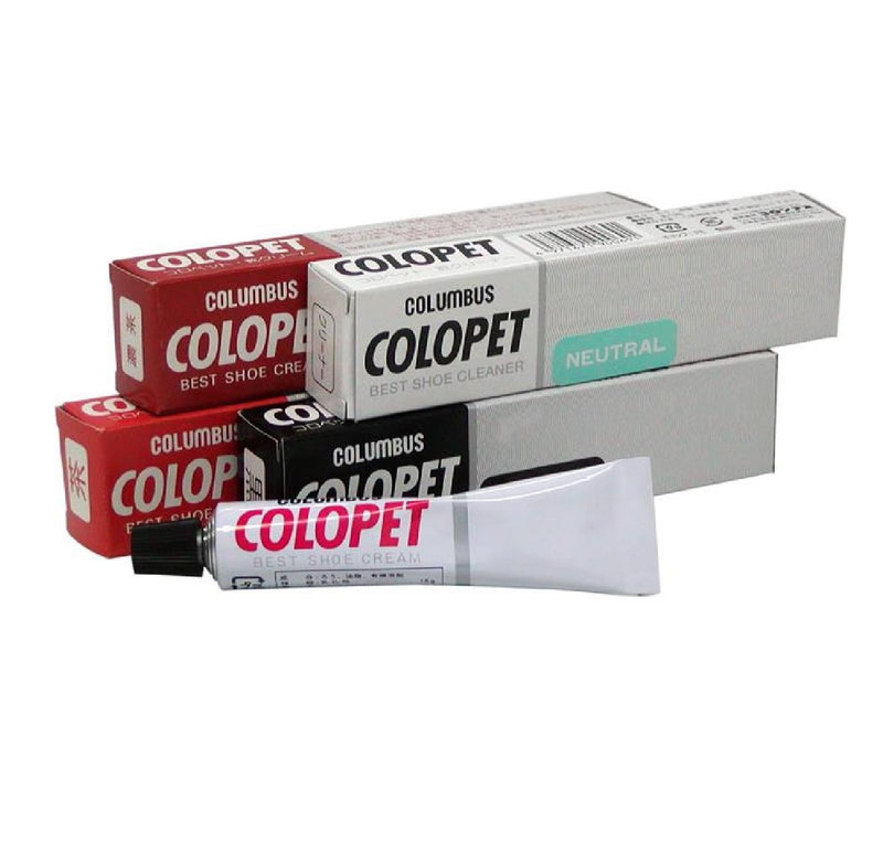 Columbus shoe Cream in a Tube (#COLOPET)