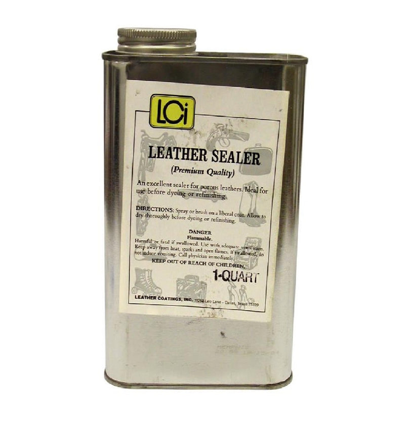 LCI Leather Sealer (Quart) #LCILS