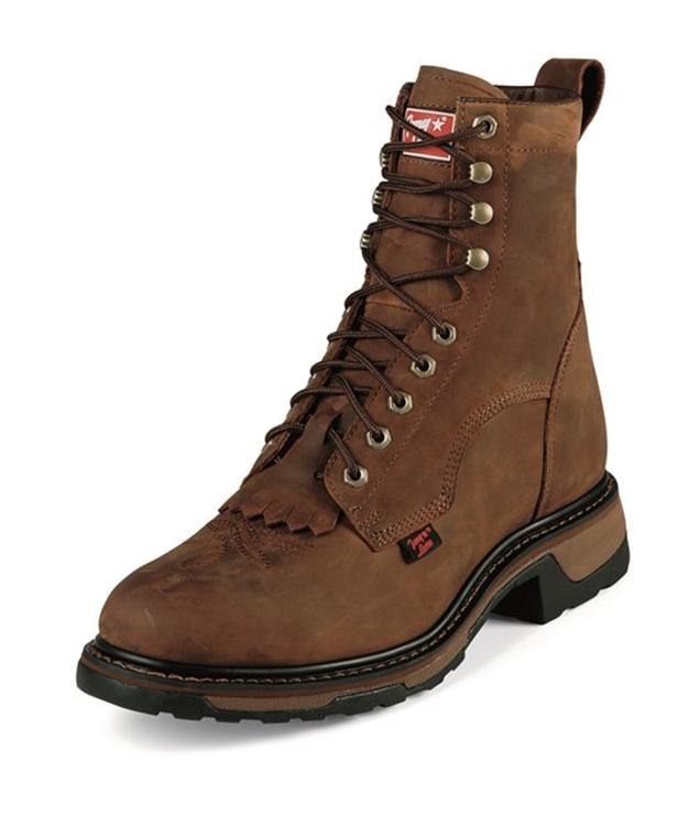 Tony Lama Men's  Harlingen  Waterproof Steel Toe (TW2009)