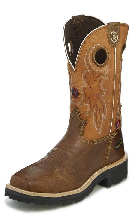 Tony Lama Men's Midland Rust  (RR3300)