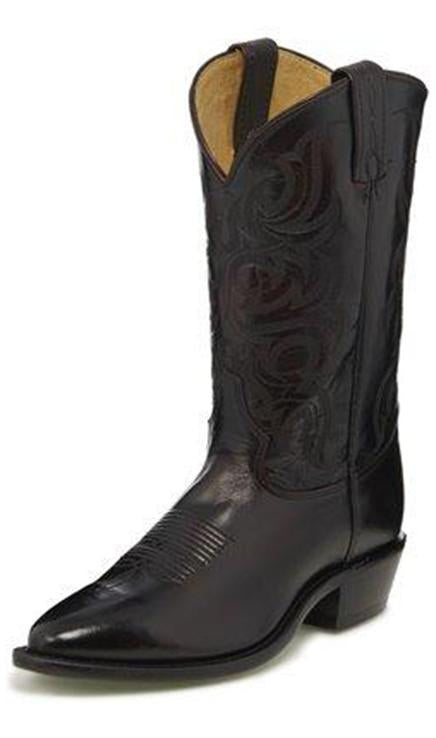 Tony Lama Men's Townes Black Cherryt (7923)