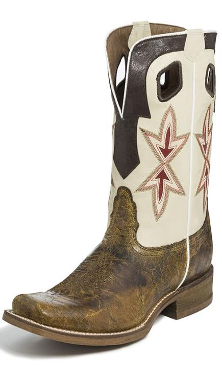 Nocona Boots Men's Vintage Tan Crackerjack (NB5500)