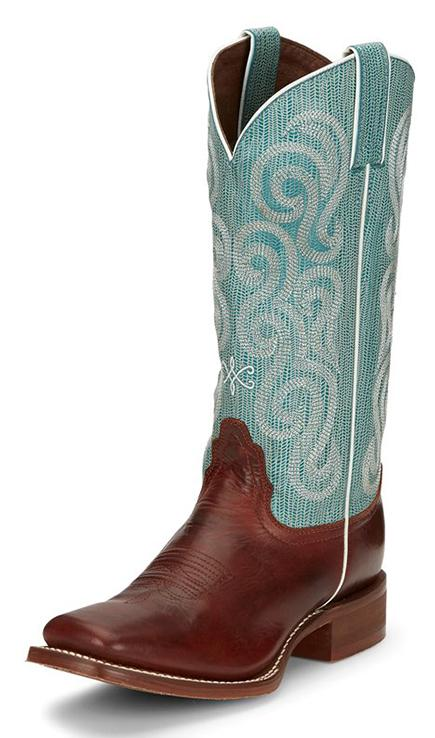 Nocona Boots Women's  Wavery Turquoise (NL5426)