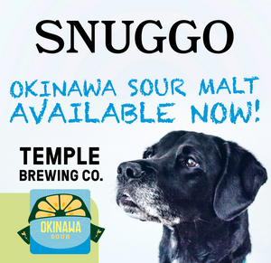 Snuggo Okinawa Sour Malt Dog Treats
