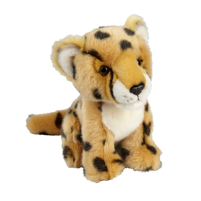 Cheetah Soft Toy, 18cm