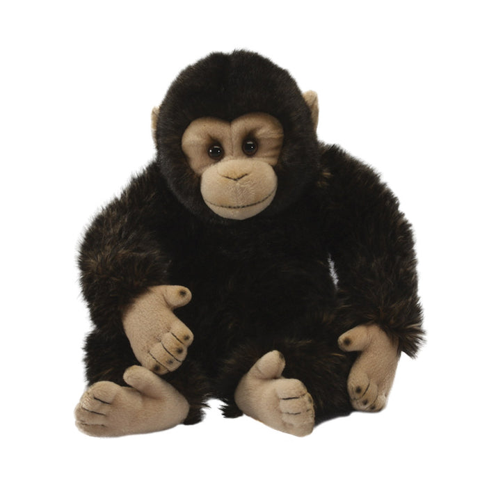 Living Nature Chimp Soft Toy, 24cm