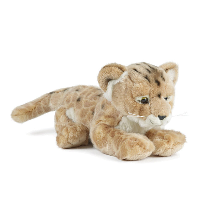 Living Nature Lion Cub Soft Toy, 16cm