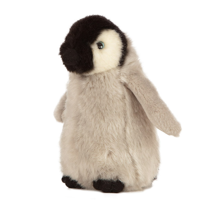 Living Nature Penguin Chick Soft Toy, 16cm
