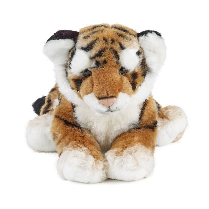 Living Nature Tiger Cub Soft Toy, 20cm