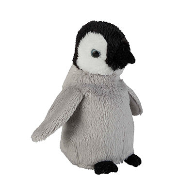 Penguin Chick Soft Toy, 15cm