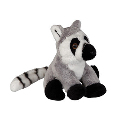 Ring Tailed Lemur Soft Toy, 15cm