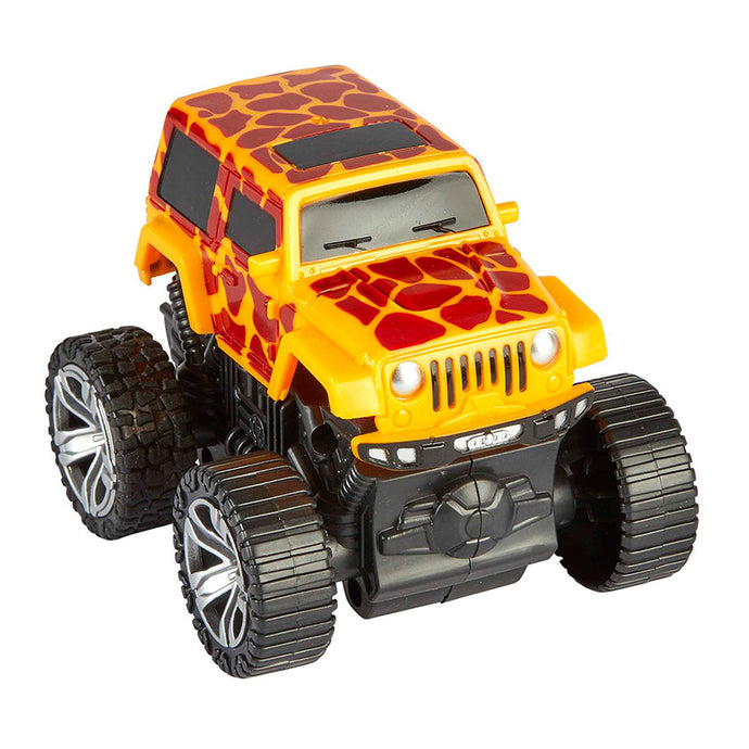 Safari Jeep, Two Sizes Available