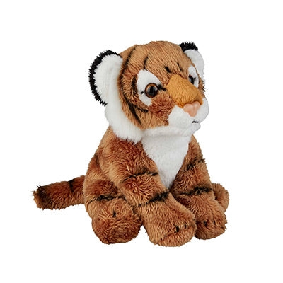 Tiger Soft Toy, 15cm