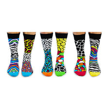 Load image into Gallery viewer, United Odd Socks You Animal! Mens, 3 Pairs