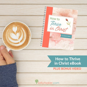 How to Thrive in Christ eBook