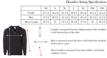 Load image into Gallery viewer, Hissfits Men's/Unisex Zip Front Hoodie