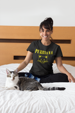 Load image into Gallery viewer, Purrrvana Men's/ Unisex or Women's T-shirt
