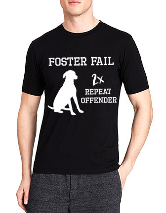 Foster Fail #x Repeat Offender- Men's/ Unisex