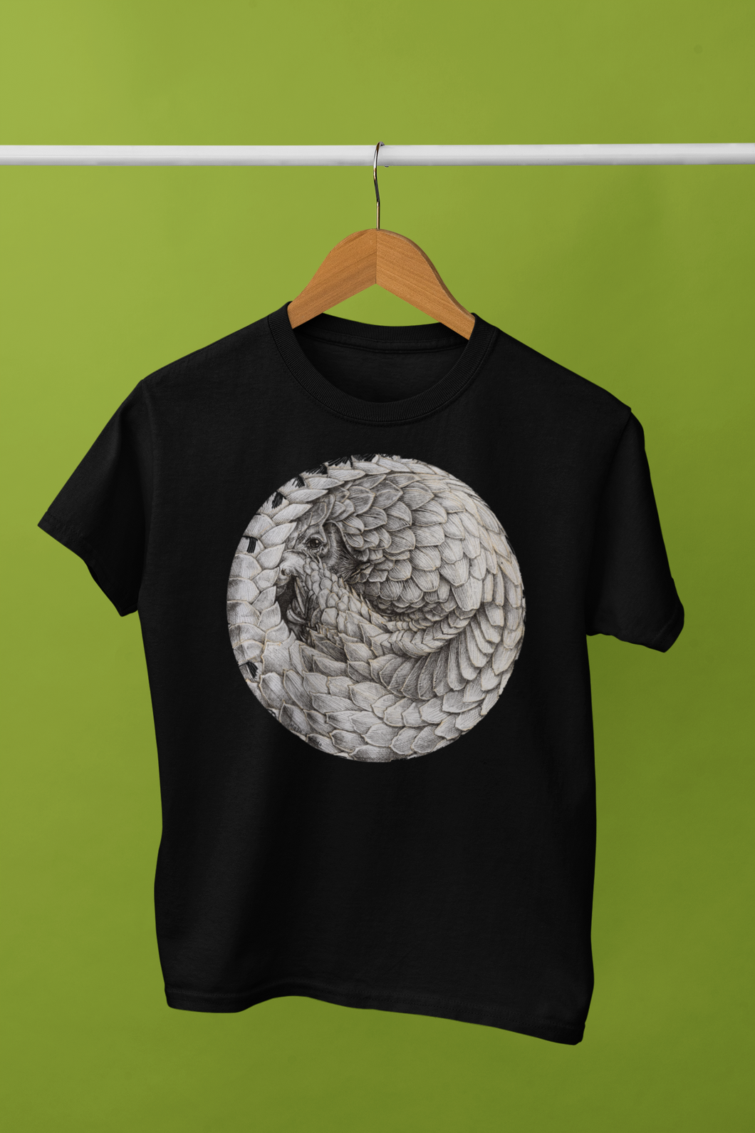 Pangolin Style Men's/Unisex or Women's T-shirt