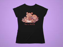 Load image into Gallery viewer, Squirrels are Nuts - Men's/ Unisex or Women's TShirt