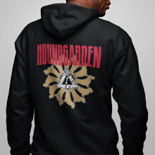 Load image into Gallery viewer, Houndgarden Badmutterfinger Men's/ Unisex Zip Front Hoodie