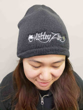 Load image into Gallery viewer, Motley Zoo Classic Logo Knit Beanie
