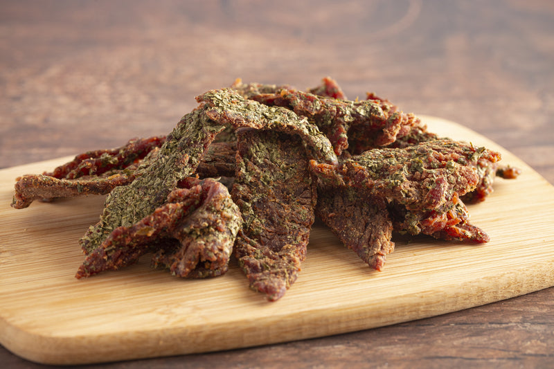 What Are the Benefits of Beef Jerky?