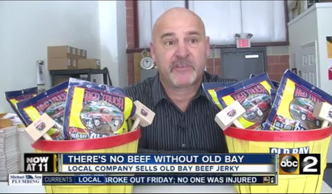 Vic, Red Truck Beef Jerky's Founder