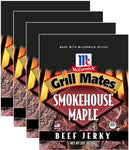 Grill Mates Smokehouse Maple® Beef Jerky Jerky Red Truck