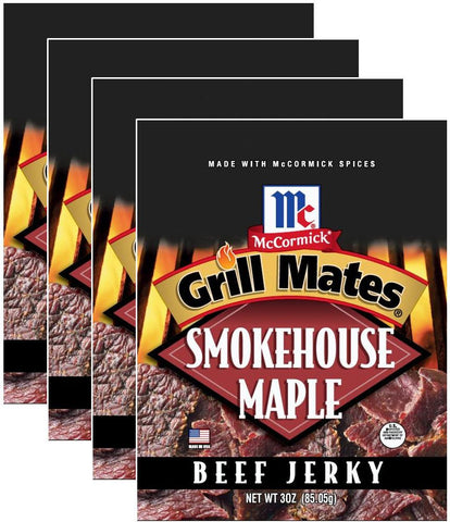 Smokehouse Maple® (4-Pack) - Red Truck Jerky