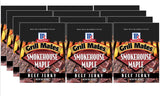 Grill Mates Smokehouse Maple® Beef Jerky Jerky Red Truck 12-Pack ($6.51 / bag)