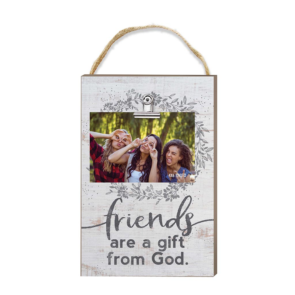 Hanging Clip Photo Frame Friends Are a Gift