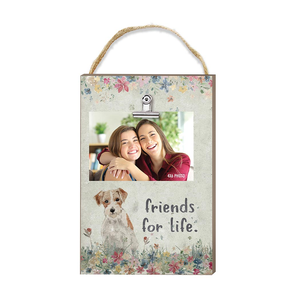 Hanging Clip Photo Frame Friend for Life