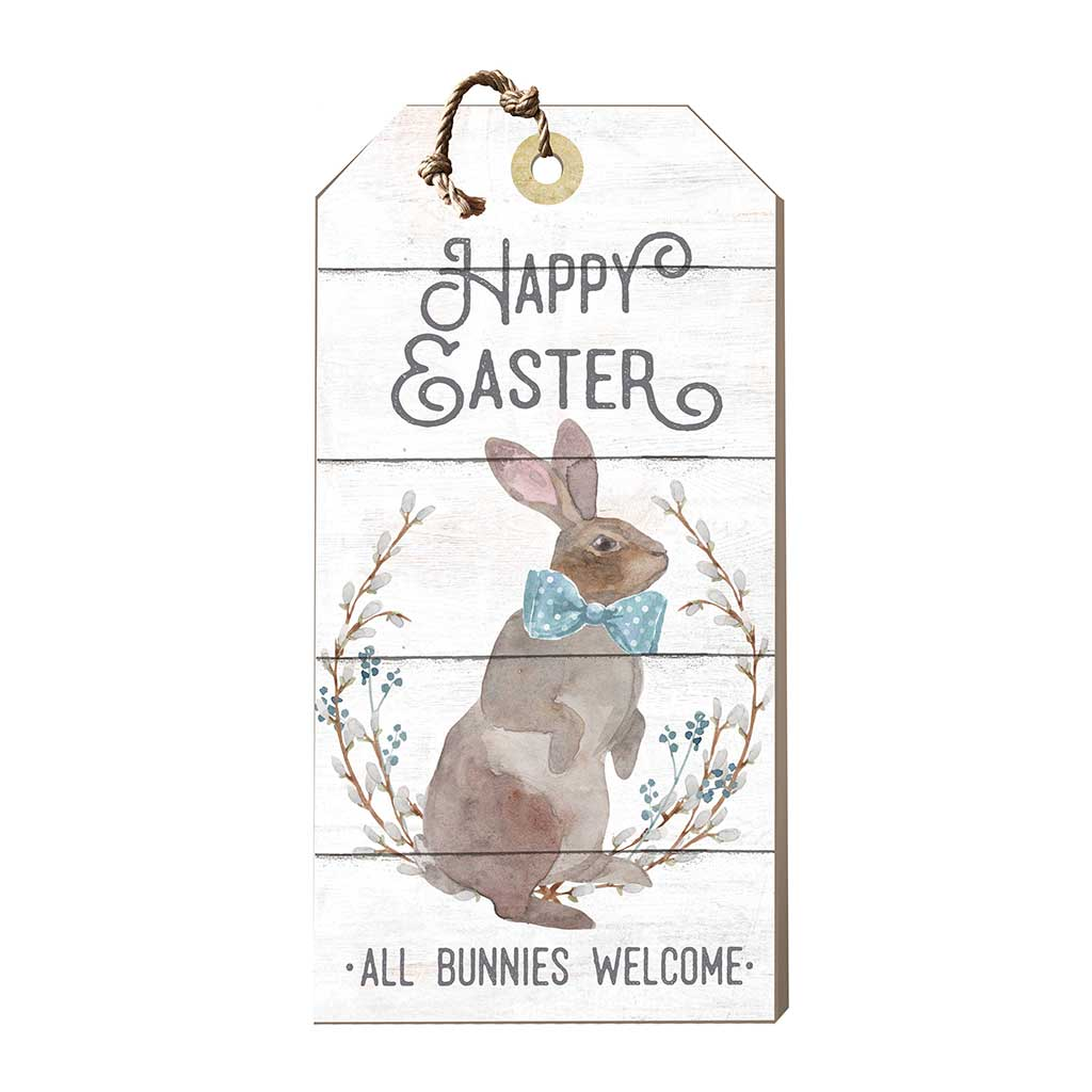 Small Hanging Tag Happy Easter