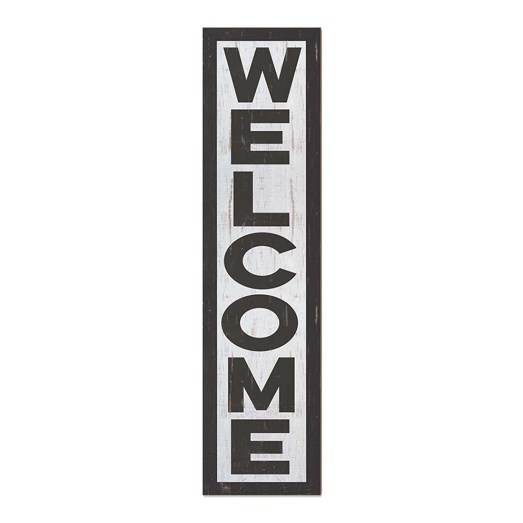 12x48 Welcome Leaner Sign