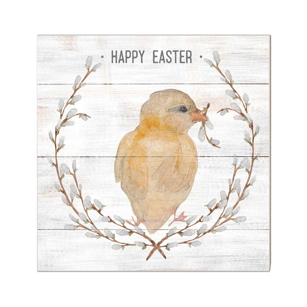 10x10 Happy Easter Chick Sign