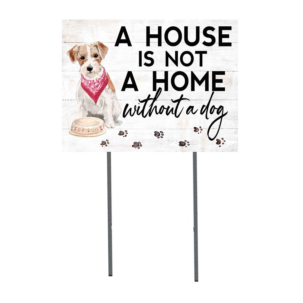 18x24 Jack Russell Dog Lawn Sign