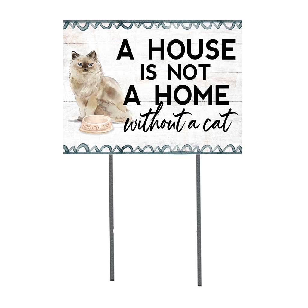 18x24 Ragdoll Cat Lawn Sign